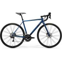 Велосипед Merida Mission Road 400 SilkOceanBlue/Black 2020 M(53cm)(40275)