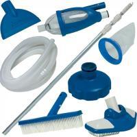 Набор для чистки бассейнов Intex Deluxe Pool Maintenance Kit 58959 INTEX 28003 купить в Абакане по низкой цене